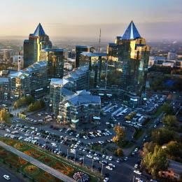 Купить межкомнатные двери оптом в Алматы от производителя