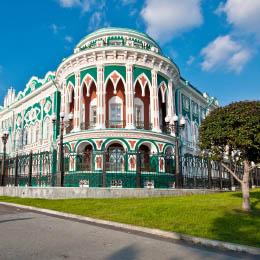 Межкомнатные двери оптом в Екатеринбурге