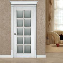 Правильный уход за дверями из шпона